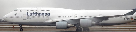 747 deLufthansa